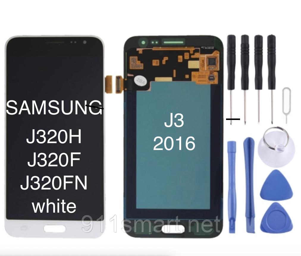 Экран, дисплей, модуль Samsung Galaxy J3 2016г, J320F, J320FN, J320M б