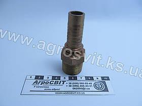 """Штуцер AGR-K 3/4""""-14  (под шланг dу=16 мм.)"""