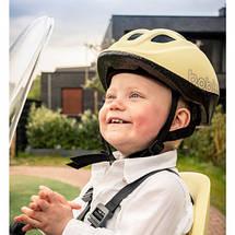 Шлем велосипедный детский Bobike GO / Macaron Grey tamanho, фото 2