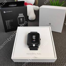 New 2020! Смарт-часы Amazfit Bip S (Black) Умные часы Xiaomi