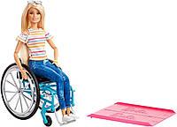 Оригинальная Барби Модница в инвалидном кресле (GGL22) (887961781441)
