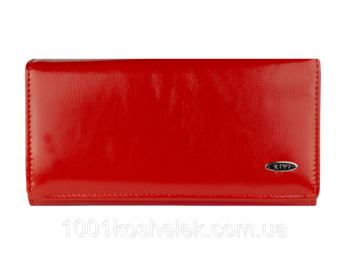 Кошелек женский  Kivi Classik Red 651-2 Масло