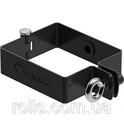 Кронштейн трубы Galeko PVC² 135/70×80 кронштейн труби водостічної SQ080-_A-OM Черный