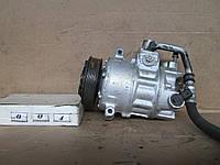 №4 Б/у  Компрессор кондиционера для VW Golf V  Caddy Škoda Octavia A5 2003-2009