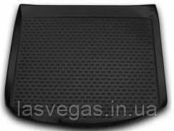 Коврик в багажник  MAZDA 3 2013- хб. (полиуретан)