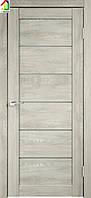 Двери межкомнатные LINEA 1x Дуб шале седой, дверь для квартиры, дверь для дома, дверь в офис.