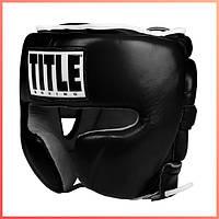 Боксерский шлем TITLE BOMBER TB-5009