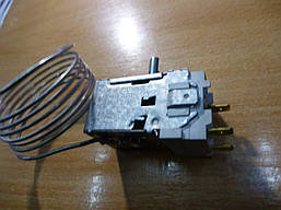 Двухкамерный термостат АТЕА А13 -0762 Италия  ( двух камерн аналог  Ranco  K-59- 1686 ) 1,3 m