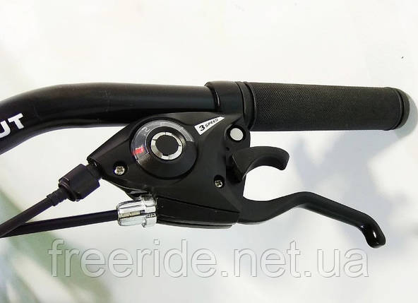 Горный велосипед Azimut Nevada 29 D (17 рама), фото 2