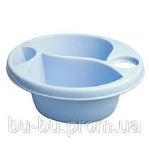 Гигиеническая миска Maltex Top and tail bowl  blue