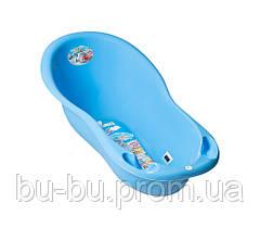Ванночка Tega Cars CS-005 102 cm 120 blue