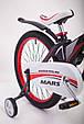 Детский легкий магниевый велосипед  MARS-20 дюймов Черный от 10 лет, фото 5