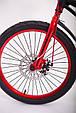 Детский легкий магниевый велосипед  MARS-20 дюймов Черный от 10 лет, фото 7