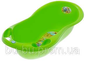 Ванночка Tega Safari SF-005 LUX 102 cm с термометром 125 green