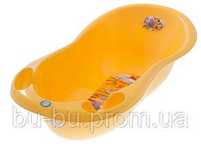 Ванночка Tega Safari SF-005 LUX 102 cm с термометром 124 yellow