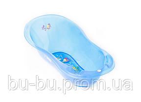 Ванночка Tega Aqua AQ-005 LUX 102 cm с термометром 115 blue