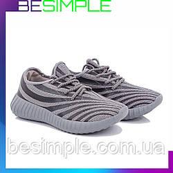 Кроссовки Adidas yeezy Zebra, Адидас - 41-43р