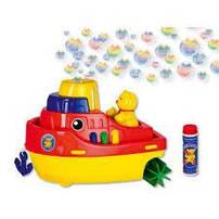 Іграшки з мильними бульбашками