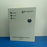 Источник бесперебойного питания Luxeon 12v 3A ( 36Вт ) + Шкаф PS-1203B