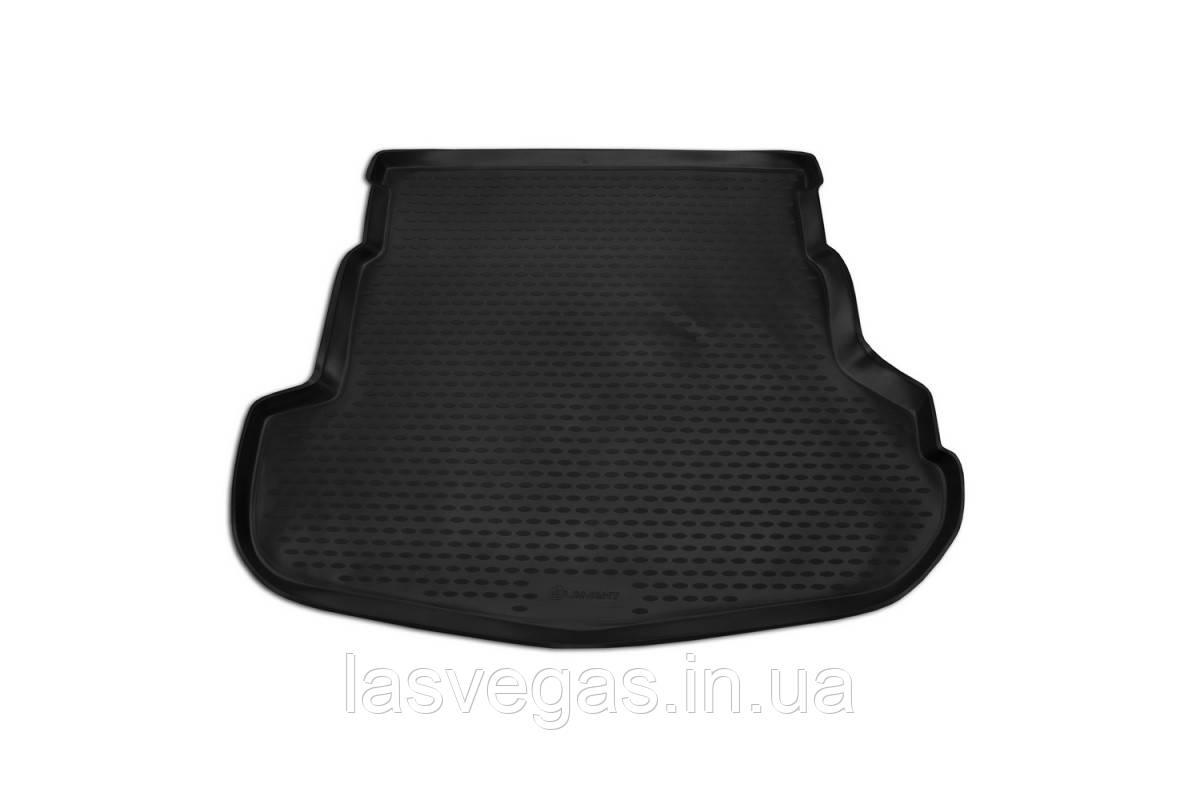 Коврик в багажник  MAZDA 6 2007-12/2012 сед. (полиуретан)