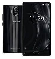 Смартфон дуги черный с двумя камерами на 2 sim Doogee Mix Lite black 2/16 гб
