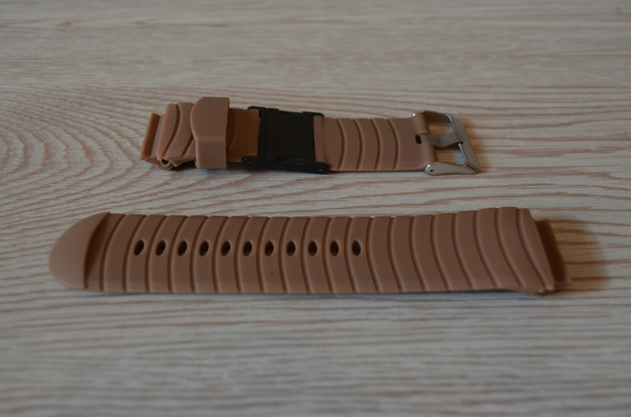 Ремешок на часы Skmei 0989 хаки