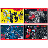 Альбом для малювання 24арк Transformers, Kite (8)