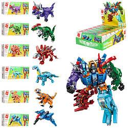 Конструктор Brick Робот трансформер 6в1 1414