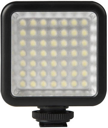 Накамерне світло Ulanzi W49 постійний для фото та відеокамер, фото 2