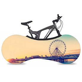Чехол для велосипеда Ferris wheel колесо обозрения
