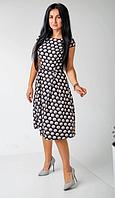 """Модное платье """"Кейси"""" размеры 44,46,48,50,52,54"""