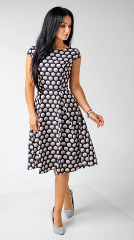 """Модное платье """"Кейси"""" размеры 44,46,48,50,52,54, фото 2"""