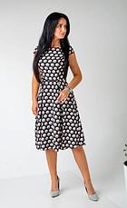 """Модное платье """"Кейси"""" размеры 44,46,48,50,52,54, фото 3"""