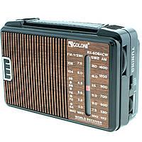 Радиоприемник GOLON RX-608ACW (FM/AM/SW1/SW2) 16см, фото 1