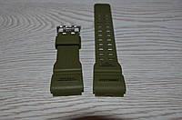 Ремешок на часы Skmei 1227 зеленый, фото 1