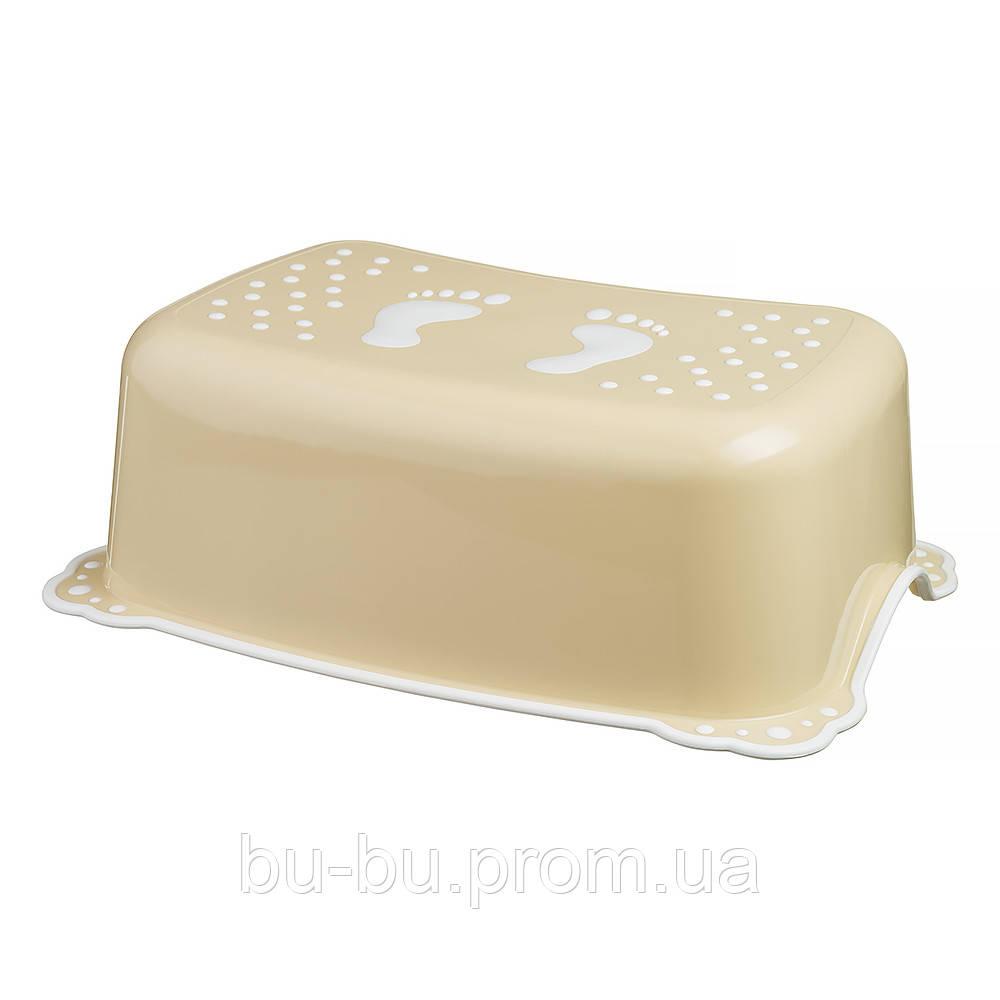Підставка Maltex Classic 7309 нековзна beige with white rubbers