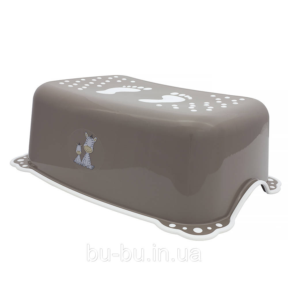 Підставка Maltex ZEBRA 6913 нековзна brown with white rubbers