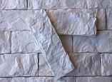 "Форма для штучного каменю Pixus 3D ""Колота цегла"" 45 x 45 x 1.5, фото 3"