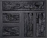 """Форма для штучного каменю Pixus 3D """"Схід"""" 48 x 48 x 2 см, фото 3"""