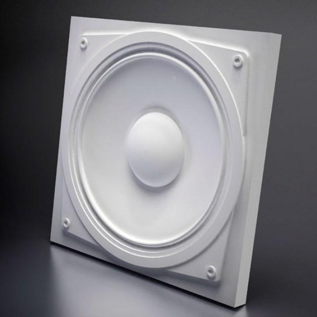 """Форма для 3Д панелей Pixus 3D """"Темпо"""" 50 x 50 x 2 см"""