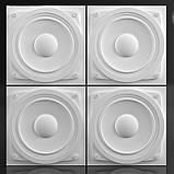 "Форма для 3Д панелей Pixus 3D ""Темпо"" 50 x 50 x 2 см, фото 4"