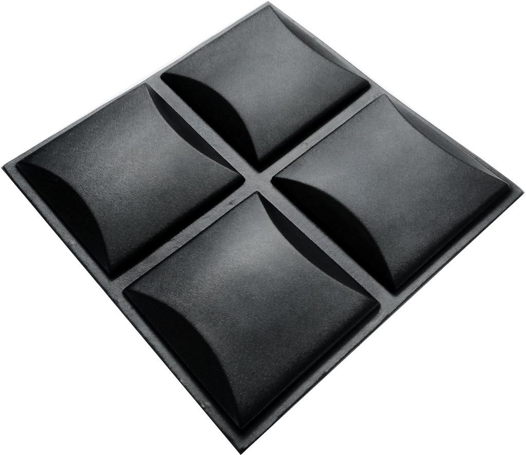 """Форма для 3Д панелей Pixus 3D """"Гармония"""" 20 x 20 x 3 см (4 шт)"""