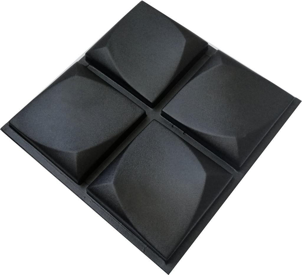 """Форма для 3Д панелей Pixus 3D """"Зум"""" 20 x 20 x 3 см (4 шт)"""