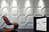 """Форма для 3Д панелей Pixus 3D""""Hi-Tech"""" 50 x 50 x 2 см, фото 3"""