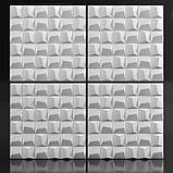 "Форма для 3Д панелей Pixus 3D""Cliff"" 50 x 50 x 2 см, фото 5"