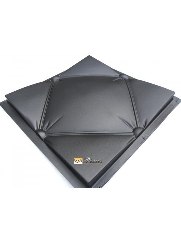 """Пластиковая форма для изготовления 3d панелей """"Подушка"""" 50*50"""