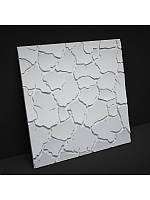 """Пластиковая форма для изготовления 3d панелей """"Сахара"""" 50*50, фото 1"""