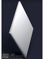 """Пластиковая форма для изготовления 3d панелей """"Ромб"""" 620*330 мм, фото 1"""