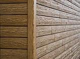 Фасадные панели U-Plast Hokla лиственница (медовая), фото 5
