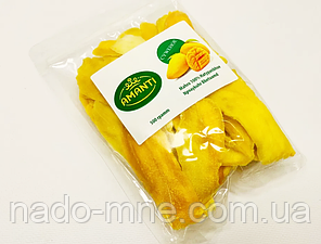 Манго сушеный без сахара Amanti, 500 гр.